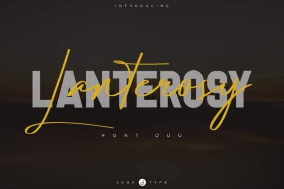 lanterosy-font-4