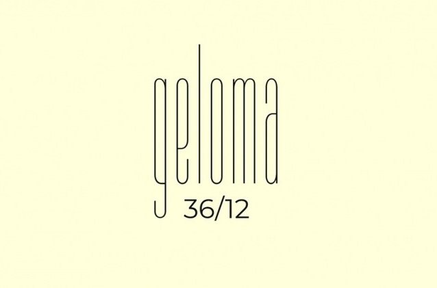 Geloma Display Font