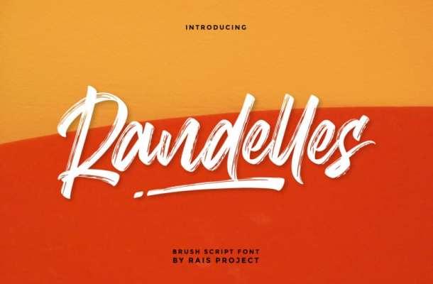 Randelles Font