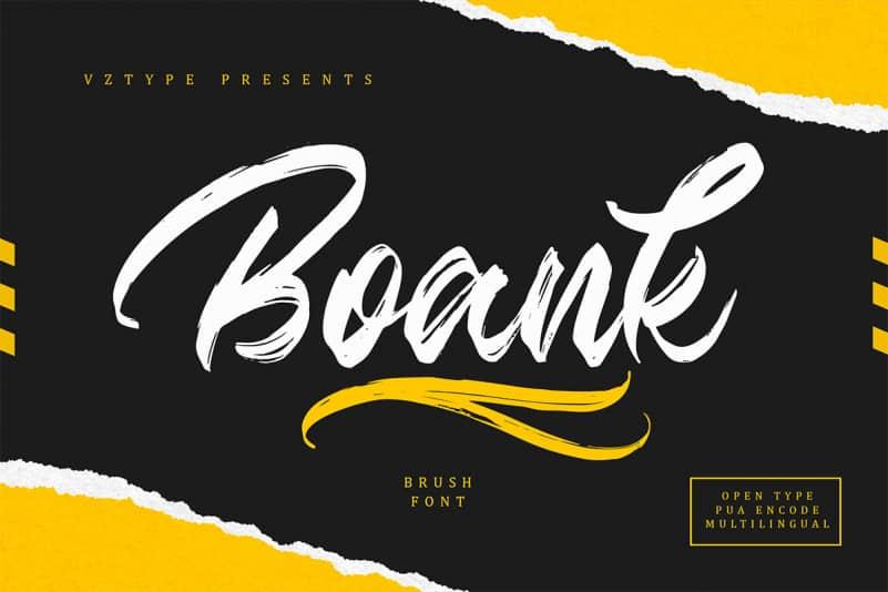 boank-brush-font-4