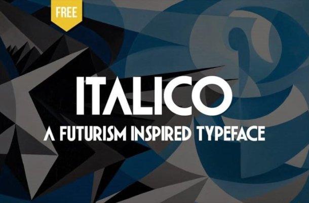 Italico Font