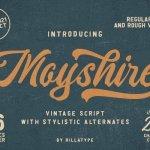 Moyshire Font