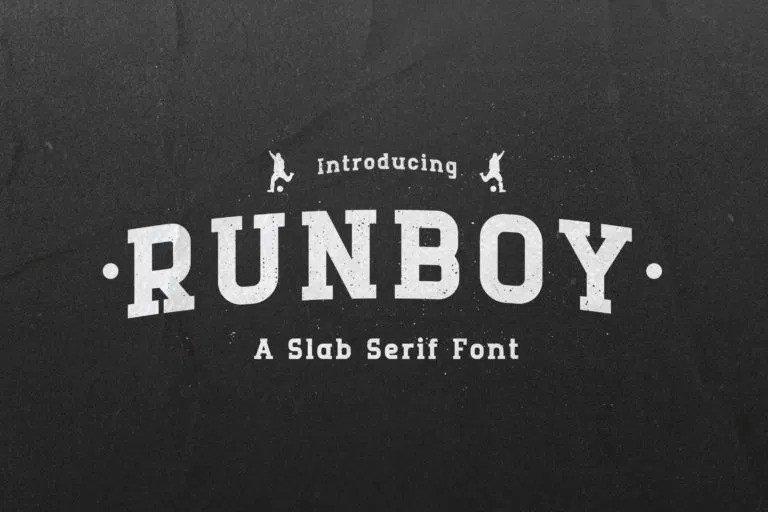 runboy Font