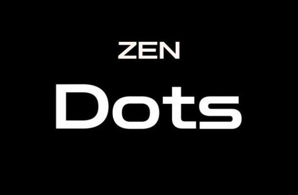 Zen Dots Font