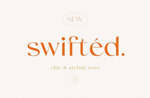 Swifted Font