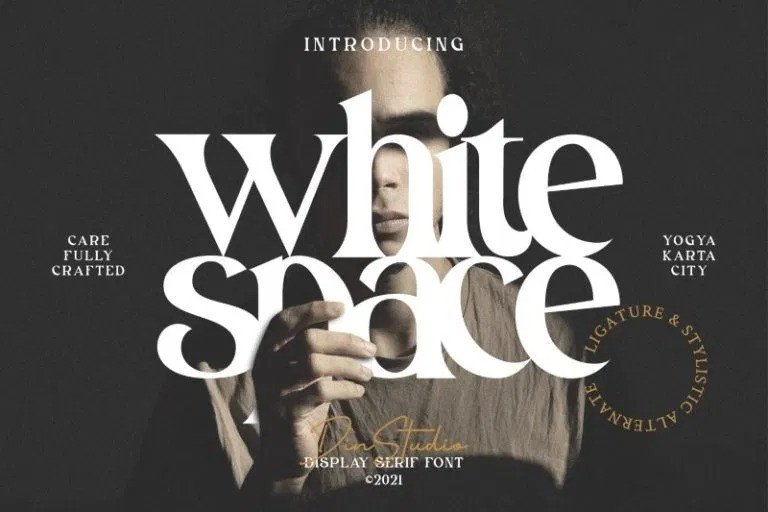 white-space-font