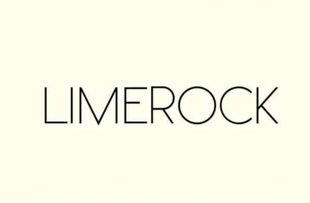 Limerock Font