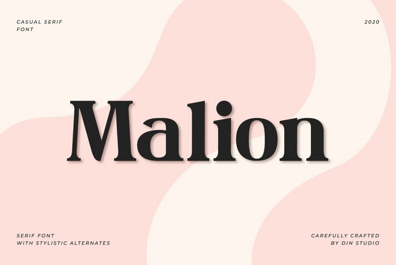 malion-font