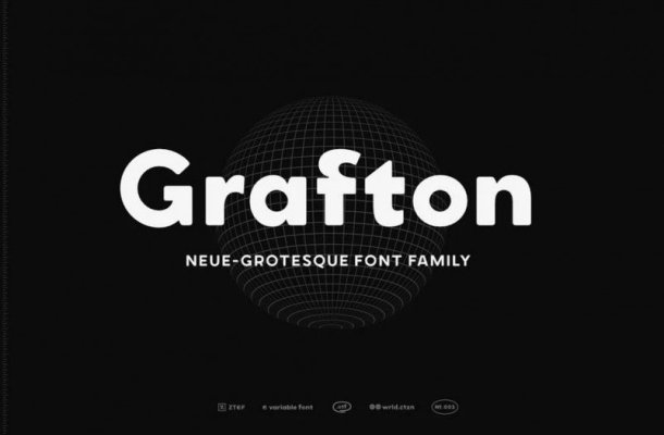 Grafton Font