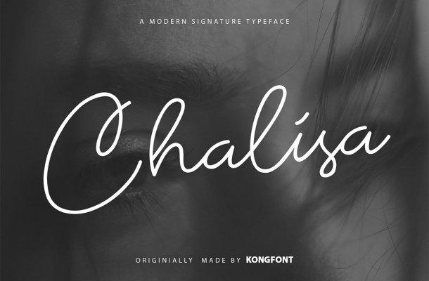 Chalisa Font