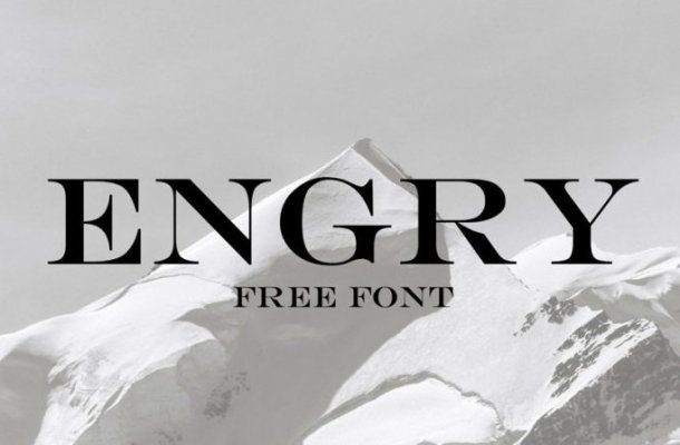 Engry Font