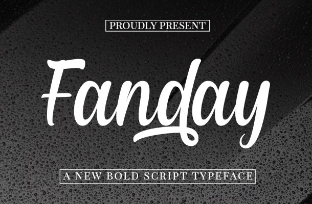 Fanday Font