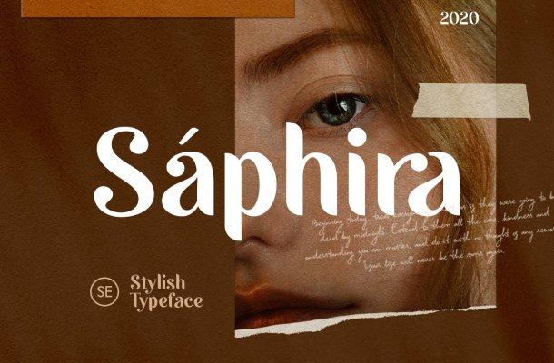 Saphira Font