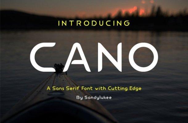 Cano Font