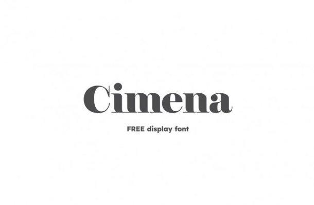 Cimena Font