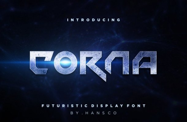 Corna Font