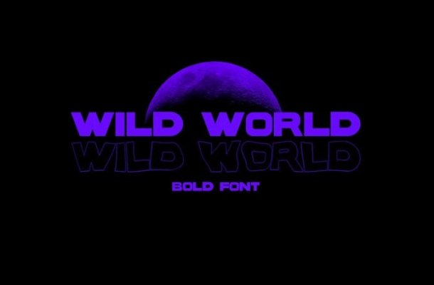 WILD WORLD Font