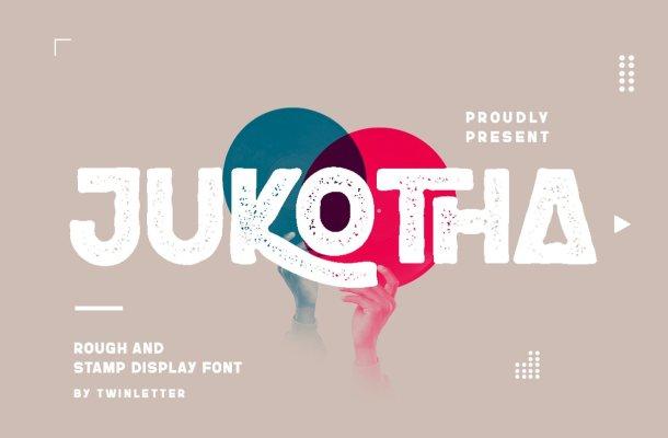 Jukotha Font