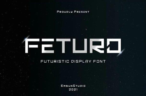 Feturo Font