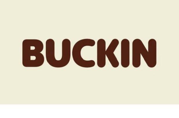 Buckin Font
