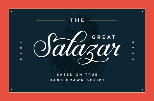Salazar Font