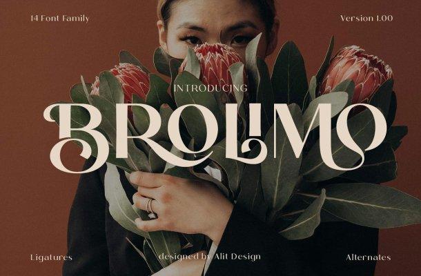 Brolimo Font