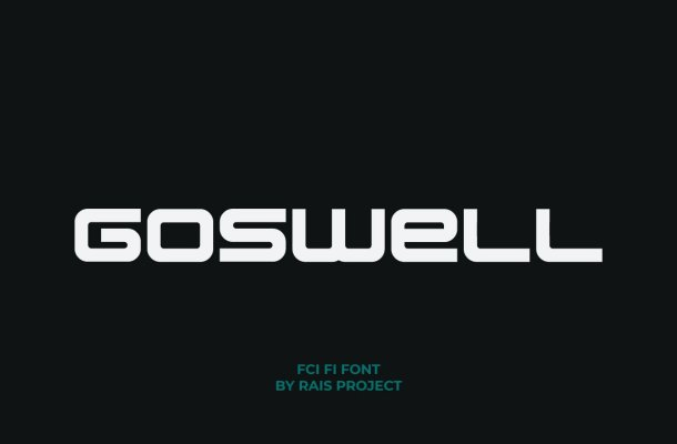Goswell Font