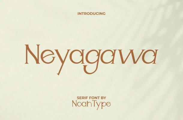 Neyagawa Font
