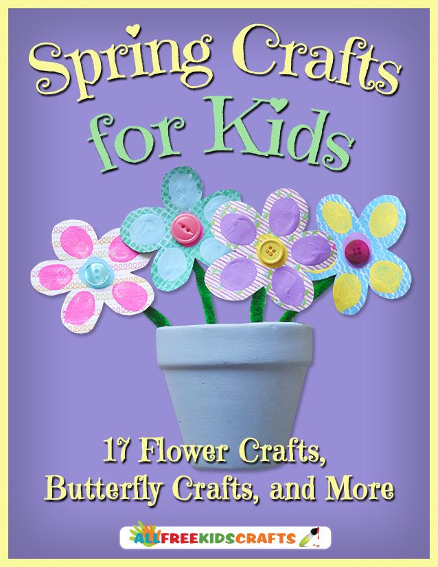 Free Cute 17 Easy And Fun Kid Craft E Book Kidsncoupons