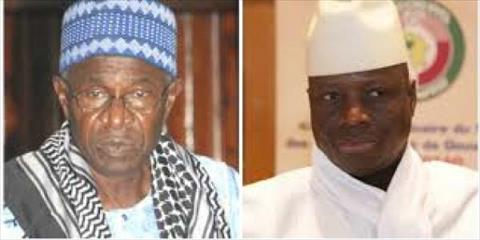GAMBIA: JAMMEH 'ANGRY' AT KANILAI SHOOTING, URGES CALM