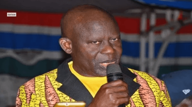 GAMBIA: UDP EXPLAINS POSITION ON MoU