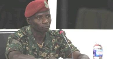 GAMBIA: LAMIN COLLEY DISMISSAL: Army Gives Reason