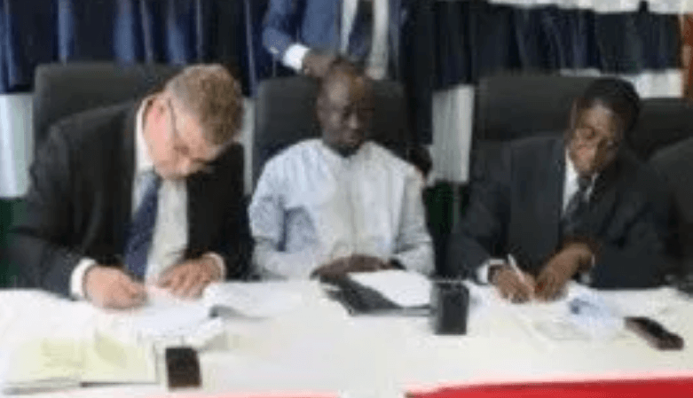 Gambia: Gambia, BP oil exploration deal takes off