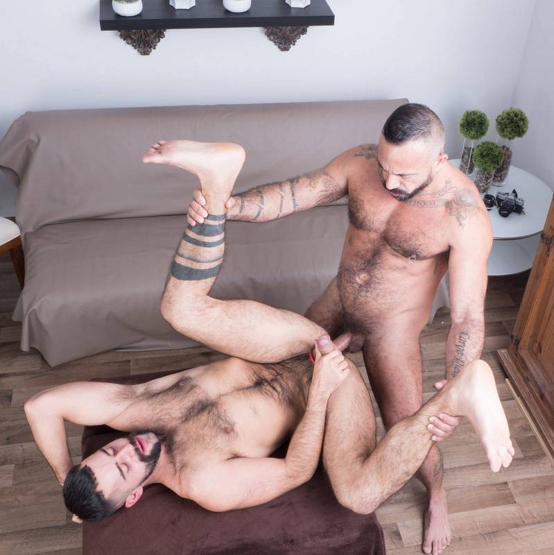teddy torres and alessio romero flip fuck raw