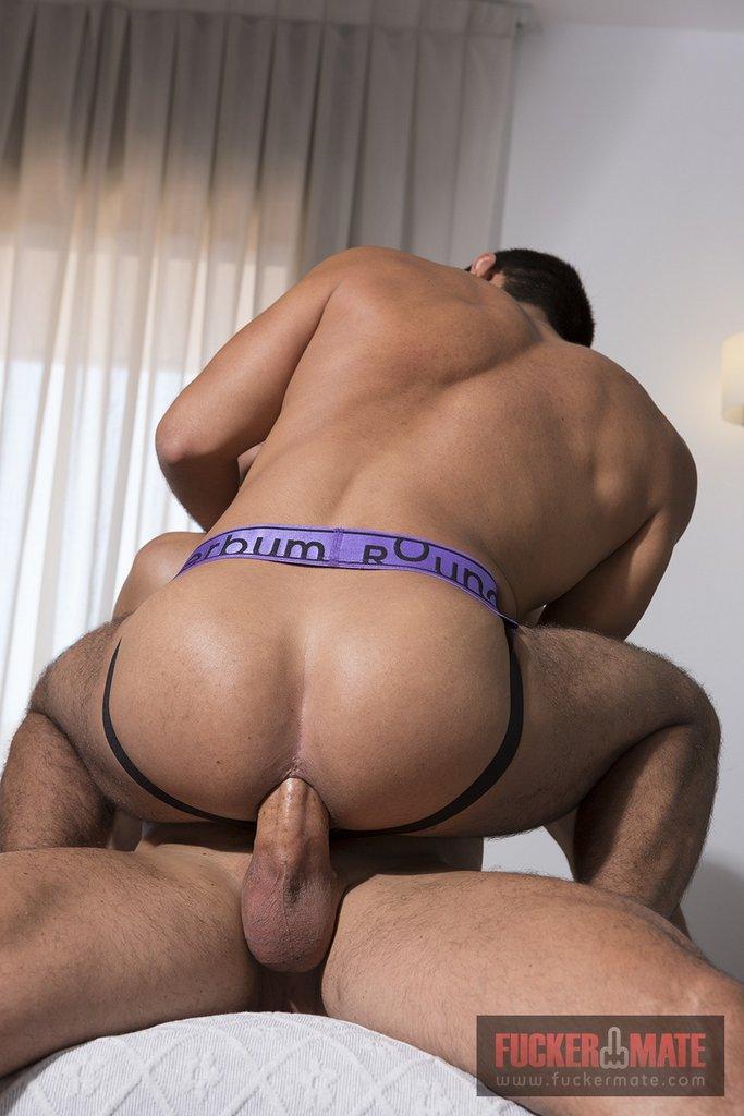 Hung Muscled Stud Barebacks Young Mexican 06