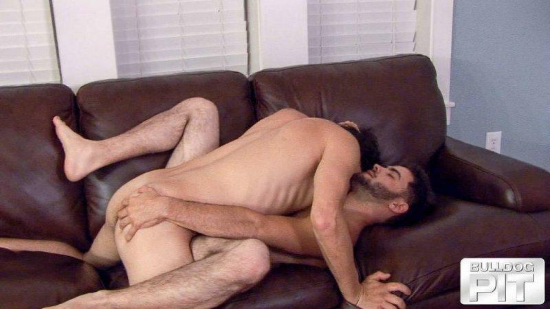 Xavier Daniels Fucks Hairy Boy Josh Long 10