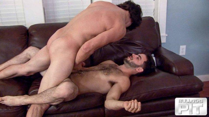 Xavier Daniels Fucks Hairy Boy Josh Long 12