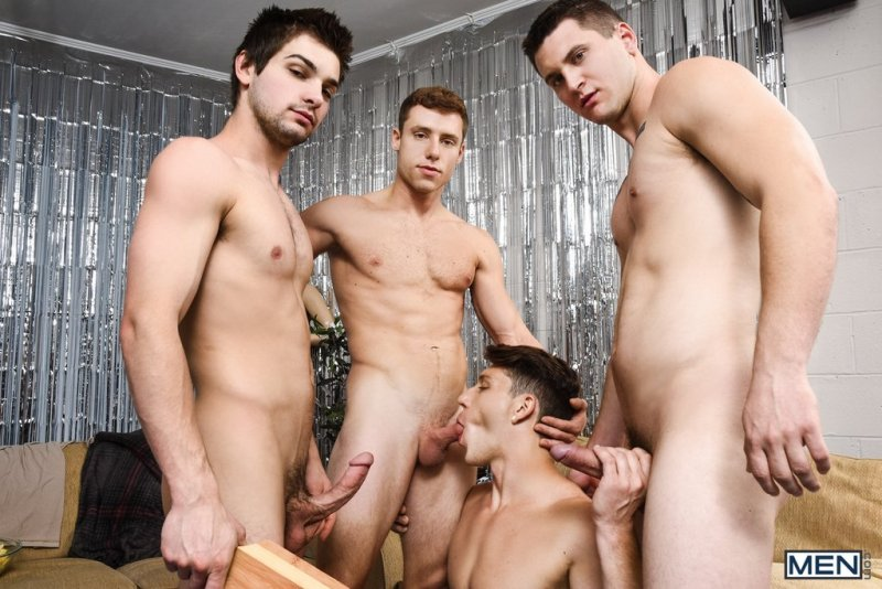 Paul Canon In Naked Frat House 04