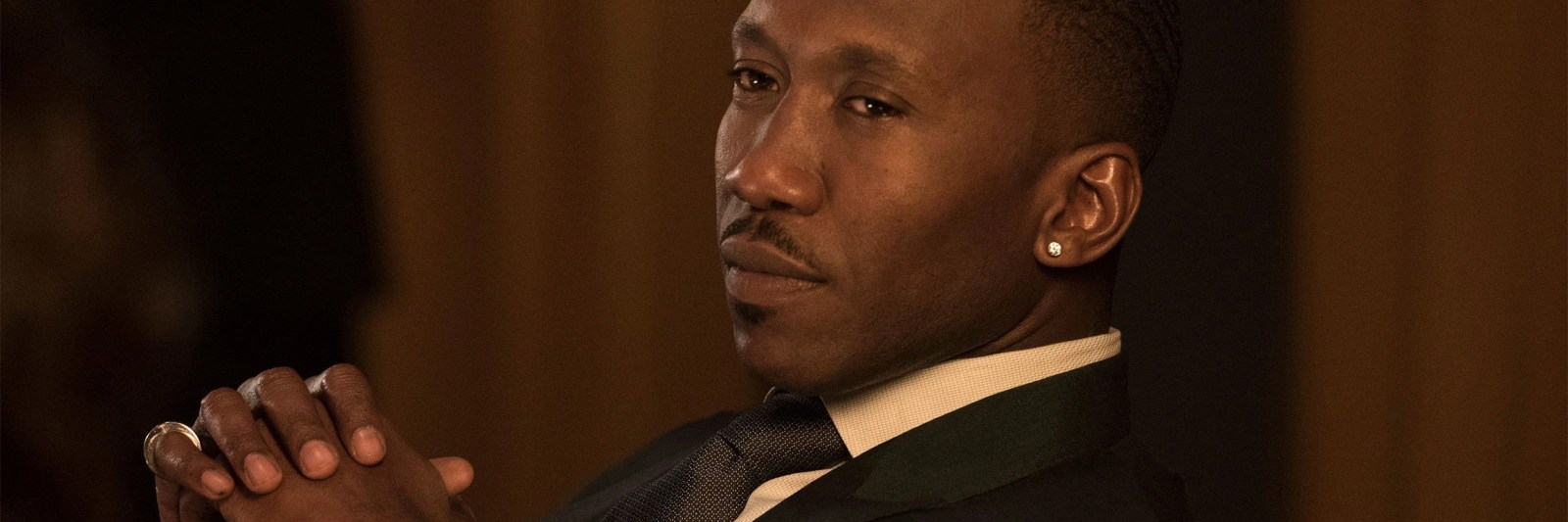 mahershala ali as cottonmouth in Luke Cage