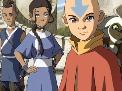 Avatar: The Last Airbender, Aang, Katara and Sokka