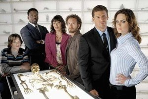 Bones tv series crew