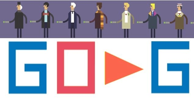Doctor Who Google game