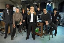 The cast of Fringe TV series