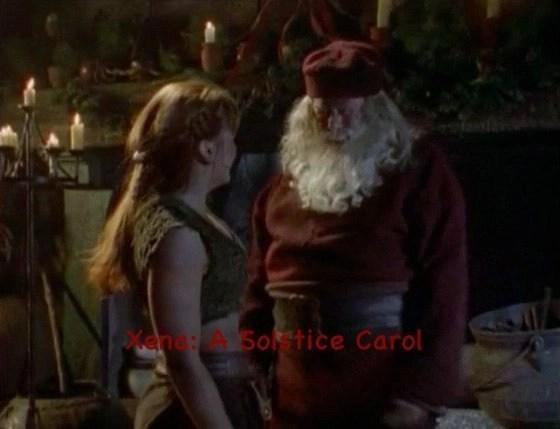 Xena A solstice carol