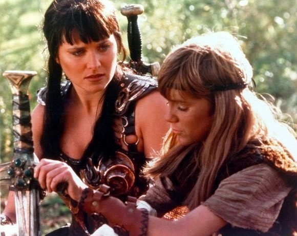 Orphan of War Xena and Soan