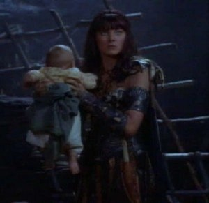 xena-baby-the-gauntlet