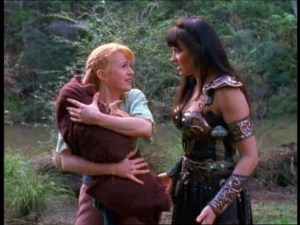 Xena cradel of Hope