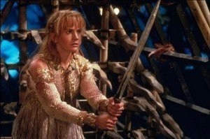 Xena Warrior Princess Dreamworker