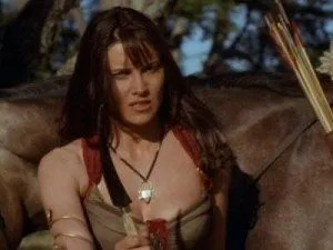 Warrior Princess Hercules