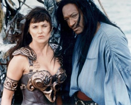 Xena and Cecrops